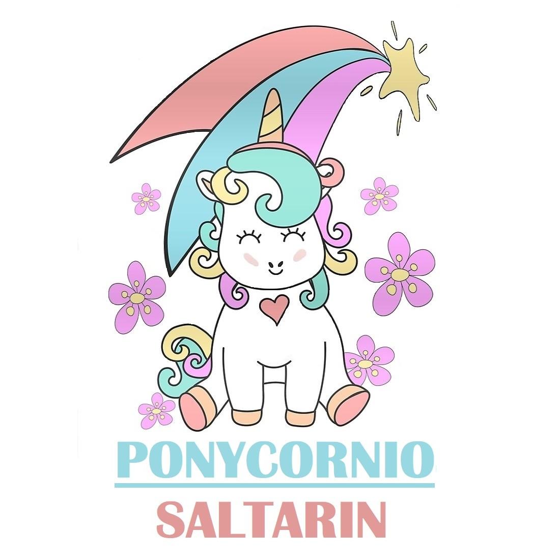 Ponycornio Saltarin-